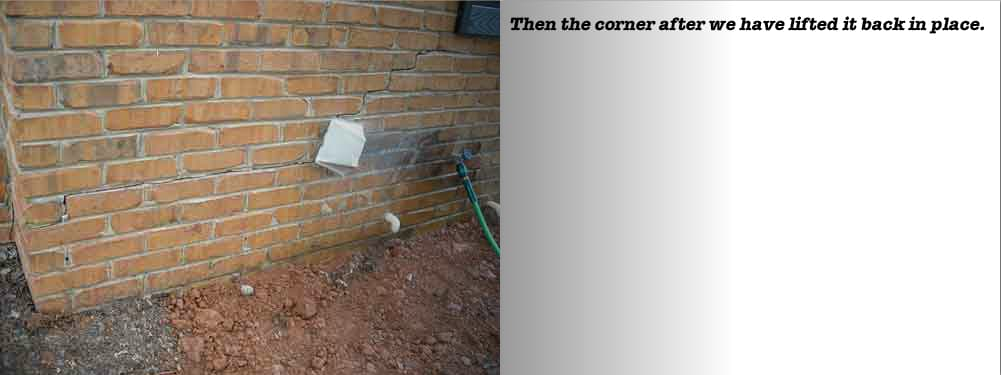Composite Foundation Walls : Composite foundation piers trotter company