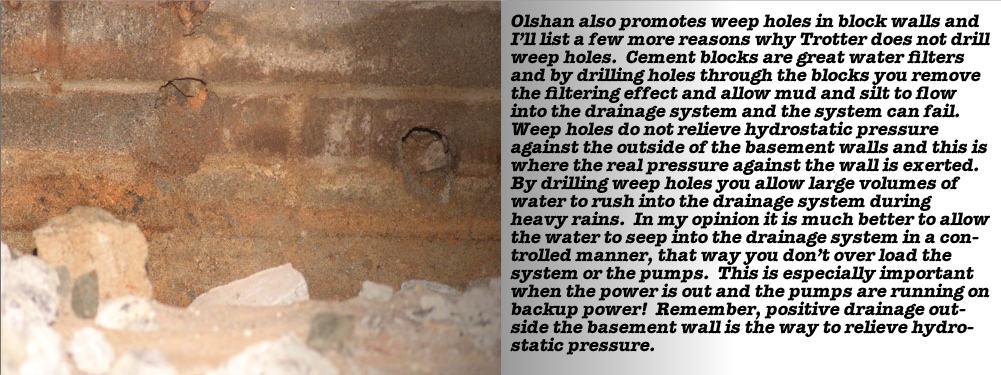 atlanta basement waterproofing services
